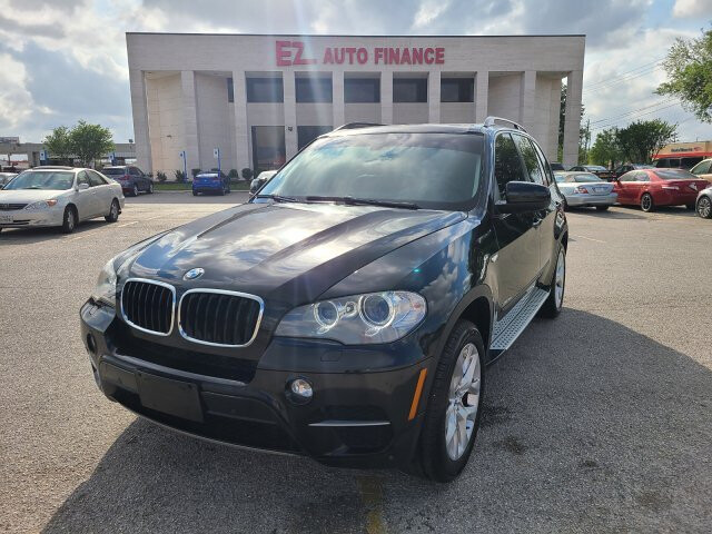 2012 BMW X5 xDrive35i 6-Speed Automatic
