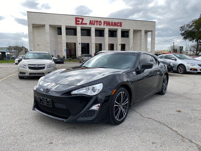 2014 Scion FR-S 6AT 6-Speed Automatic