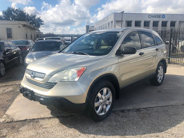 2008 Honda CR-V LX 4WD AT 5-Speed Automatic