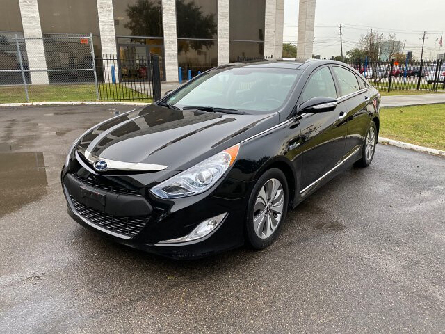 2015 Hyundai Sonata Hybrid Sedan 6-Speed Automatic