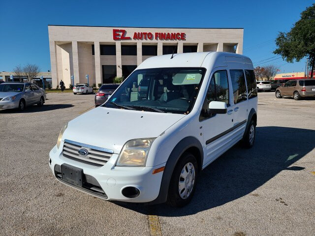 2013 Ford Transit Connect XLT Premium Wagon 4-Speed Automati