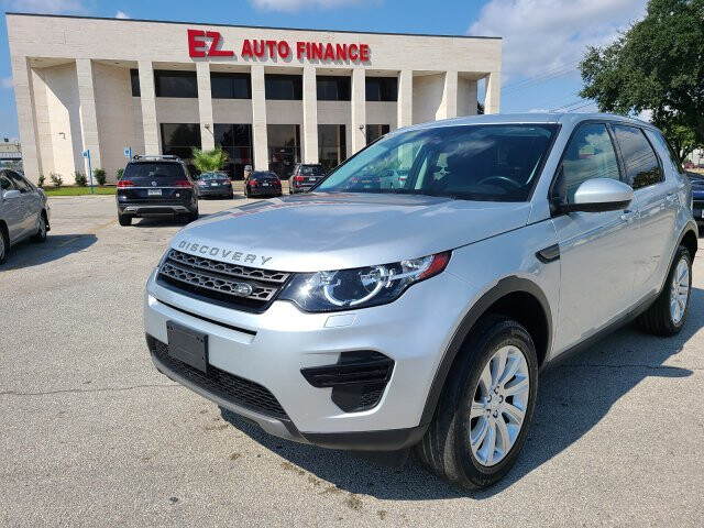 2017 Land Rover Discovery Sport SE 9-Speed Automatic