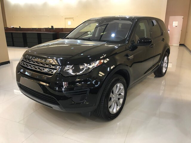 2018 Land Rover Discovery Sport SE 9-Speed Automatic