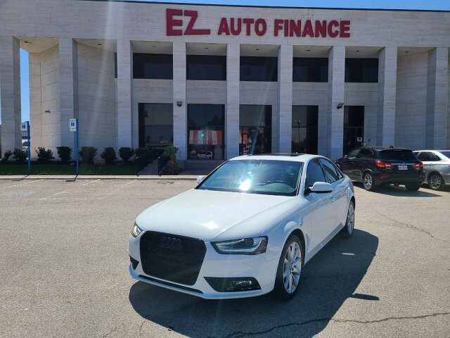 2013 Audi A4 2.0 T Sedan FrontTrak Multitronic CVT