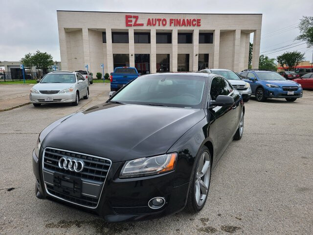 2011 Audi A5 Coupe 2.0T quattro Tiptronic 6-Speed Automatic