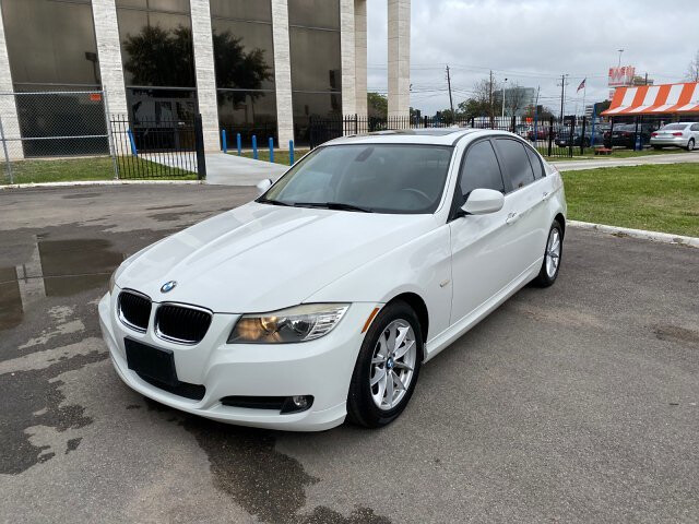 2010 BMW 3-Series 328i SA 6-Speed Automatic
