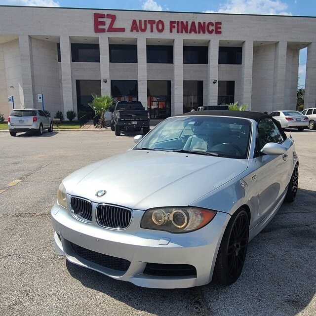 2008 BMW 1-Series 135i Convertible 6-Speed Automatic