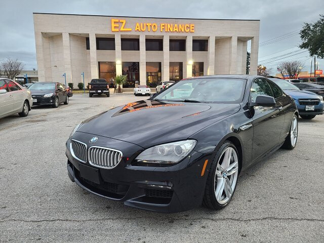 2013 BMW 6-Series 650i Coupe 8-Speed Automatic