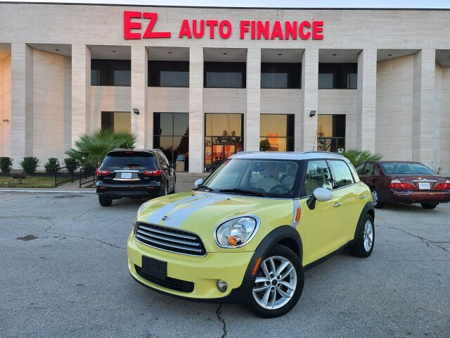 2011 MINI Countryman Base 6-Speed Automatic