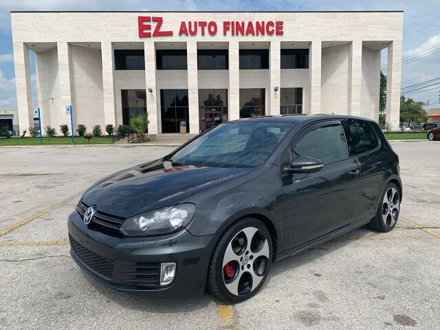 2011 Volkswagen GTI 2.0T Coupe 6-Speed Automatic