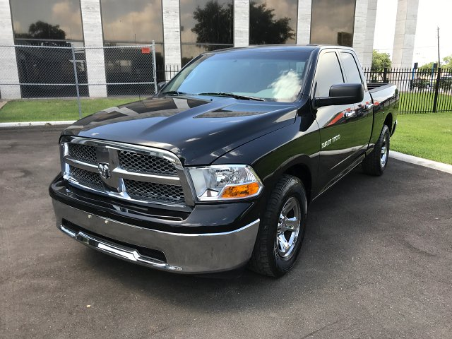 2011 Ram 1500 SLT Quad Cab 2WD 5-Speed Automatic