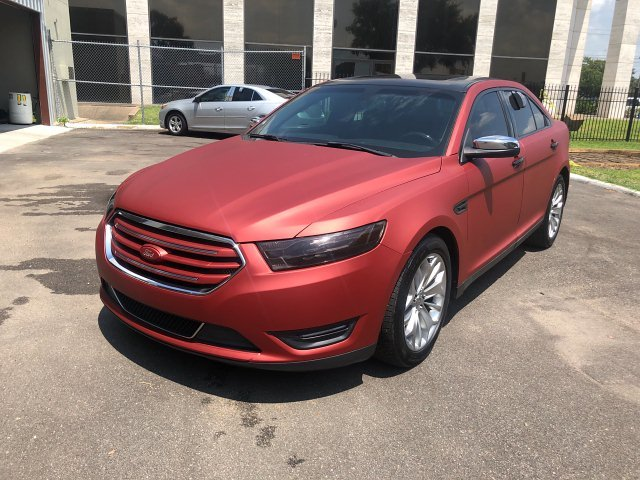 2013 Ford Taurus Limited FWD 6-Speed Automatic