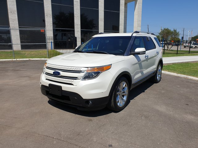 2014 Ford Explorer Limited FWD 6-Speed Automatic