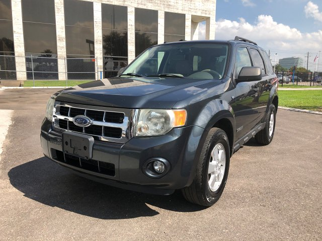 2008 Ford Escape XLT 2WD V6 4-Speed Automatic