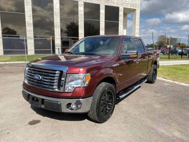 2010 Ford F-150 XLT SuperCrew 5.5-ft. Bed 2WD 4-Speed Automa