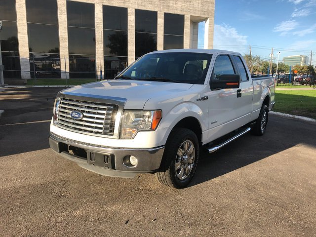 2011 Ford F-150 XLT SuperCab 6.5-ft. Bed 2WD 6-Speed Automat