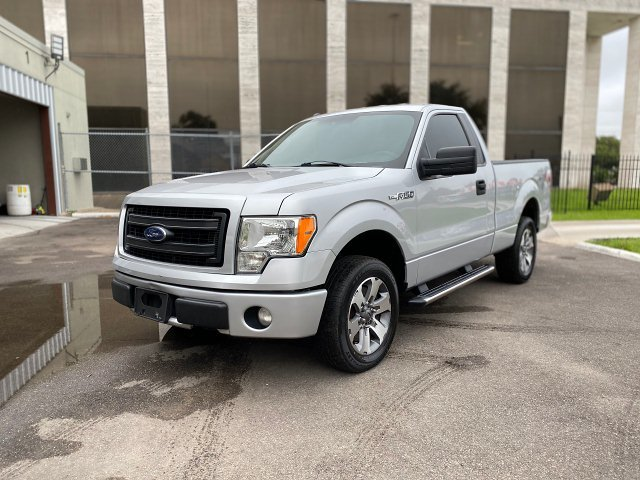2013 Ford F-150 STX 6.5-ft. Bed 2WD 6-Speed Automatic