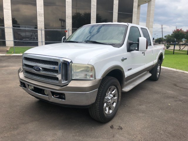 2007 Ford F-250 SD Lariat Crew Cab Long Bed 4WD 5-Speed Auto