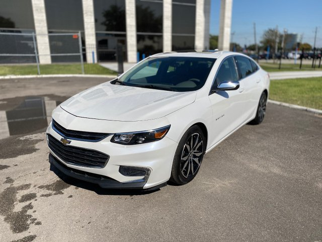 2016 Chevrolet Malibu 1LT 6-Speed Automatic
