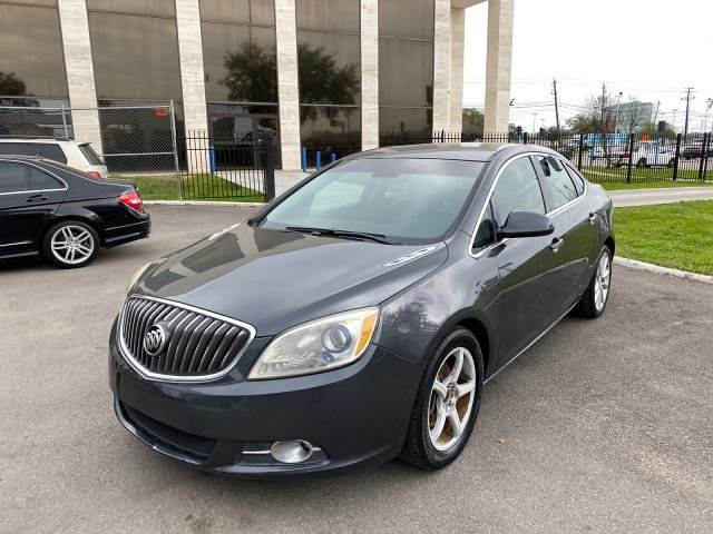 2013 Buick Verano Leather 6-Speed Automatic