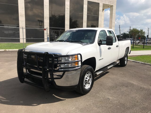 2013 Chevrolet Silverado 2500HD Work Truck Crew Cab 2WD 6-Speed A