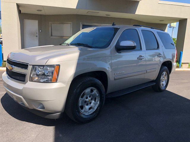 2007 Chevrolet Tahoe LS 2WD 4-Speed Automatic