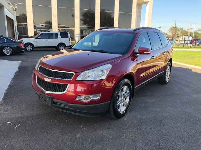 2012 Chevrolet Traverse 2LT FWD 6-Speed Automatic
