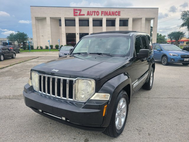 2010 Jeep Liberty Limited 4WD 4-Speed Automatic