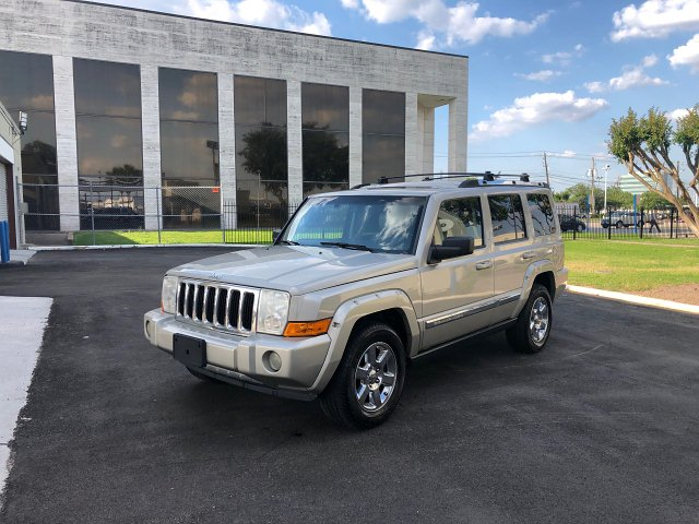 2007 Jeep Commander Limited 2WD 5-Speed Automatic