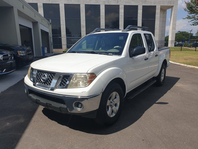 2009 Nissan Frontier SE Crew Cab 2WD 5-Speed Automatic