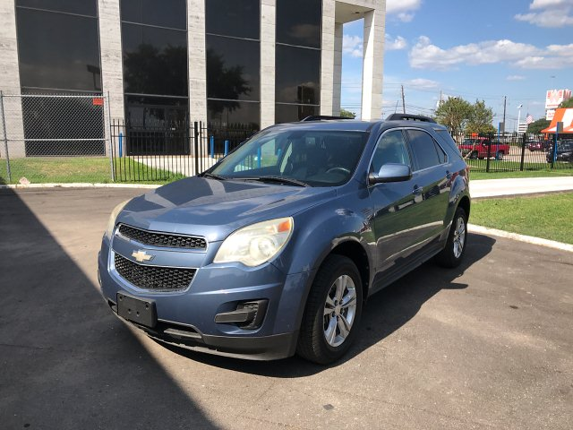 2011 Chevrolet Equinox 1LT 2WD 6-Speed Automatic