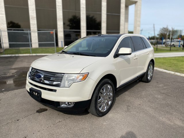 2008 Ford Edge Limited FWD 6-Speed Automatic