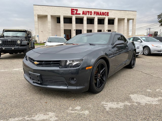 2015 Chevrolet Camaro 1LT Coupe 6-Speed Automatic