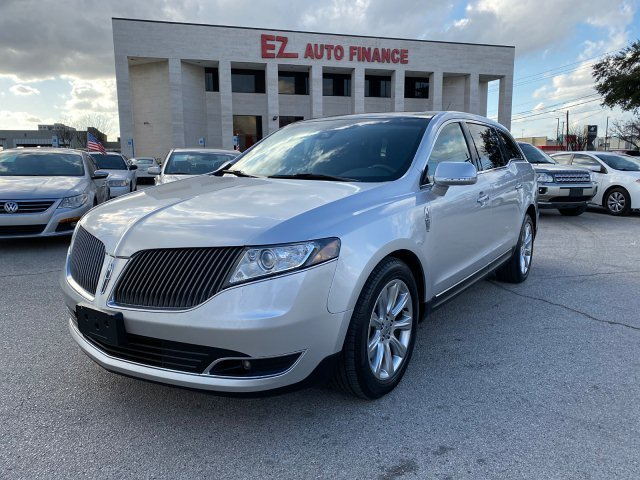 2013 Lincoln MKT 3.5L with EcoBoost AWD 6-Speed Automatic