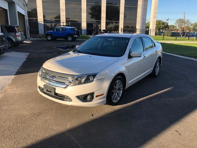 2010 Ford Fusion V6 SEL 5-Speed Automatic