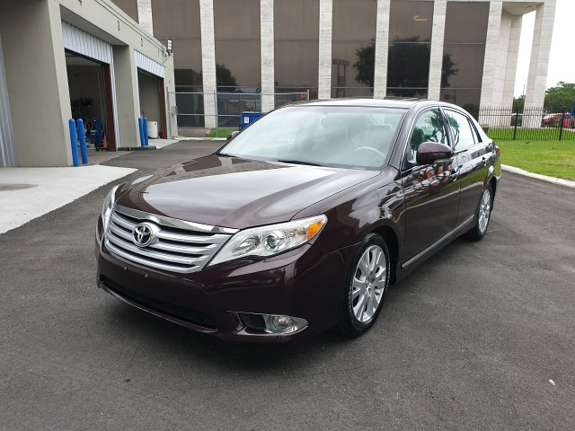 2012 Toyota Avalon Limited 6-Speed Automatic