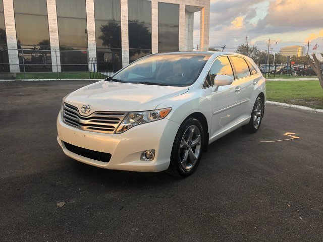 2009 Toyota Venza 4X2 V6 6-Speed Automatic