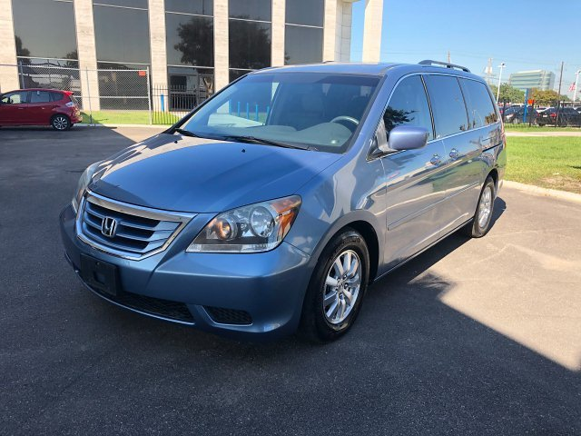 2008 Honda Odyssey EX-L w/ DVD and Navigation 5-Speed Automat