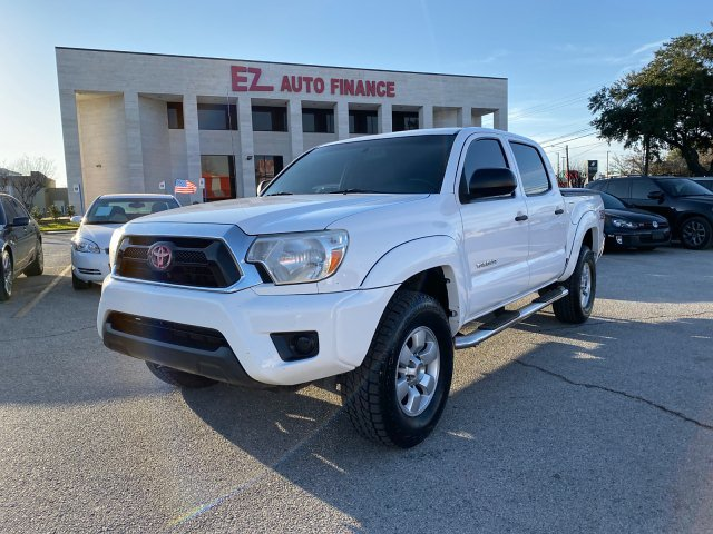 2014 Toyota Tacoma PreRunner Double Cab I4 4AT 2WD 4-Speed Aut