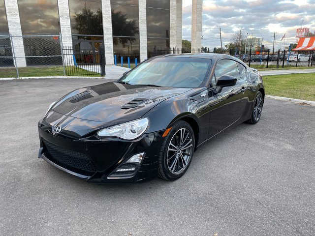 2016 Scion FR-S 6AT 6-Speed Automatic