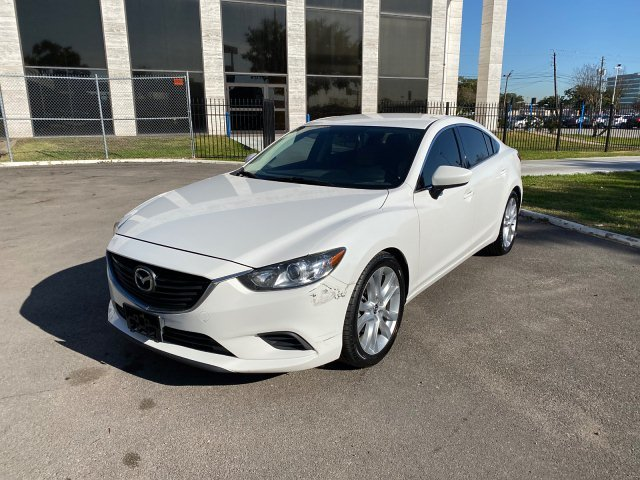 2015 Mazda Mazda6 i Touring 6-Speed Automatic