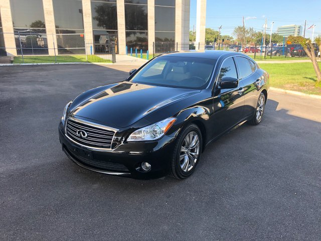 2013 Infiniti M 37 7-Speed Automatic