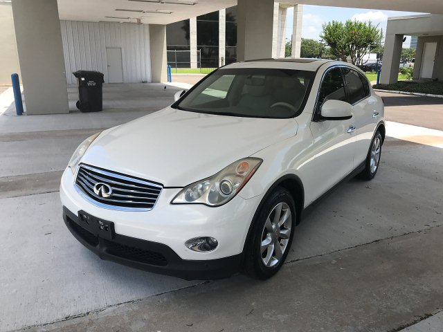 2008 Infiniti EX EX35 Journey 5-Speed Automatic