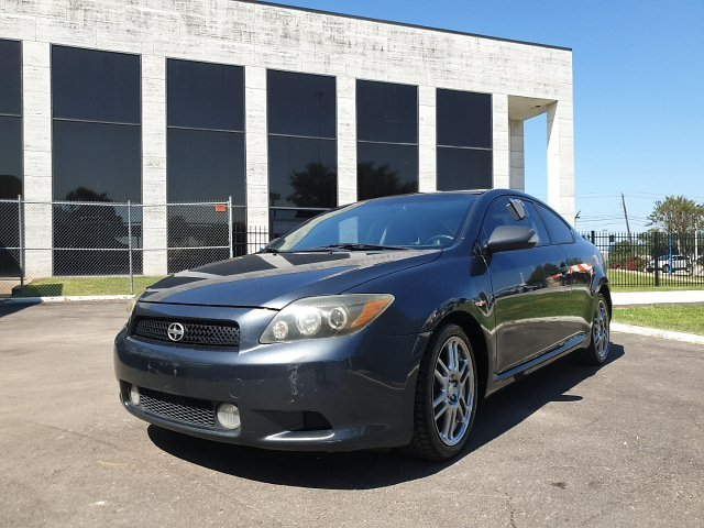 2008 Scion tC Sport Coupe 5-Speed Manual