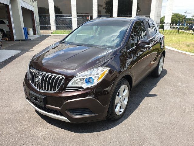 2015 Buick Encore Base FWD 6-Speed Automatic
