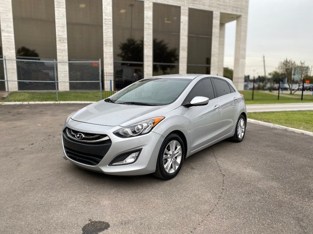 2013 Hyundai Elantra GT M/T 6-Speed Manual