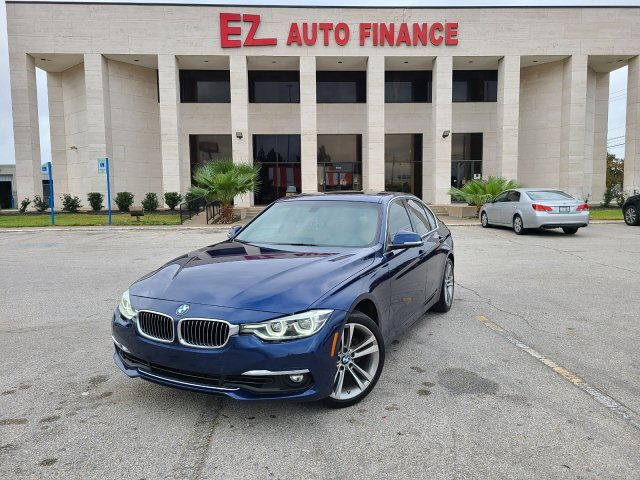 2016 BMW 3-Series 328i Sedan 8-Speed Automatic