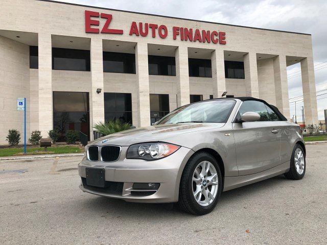 2008 BMW 1-Series 128i Convertible 6-Speed Automatic