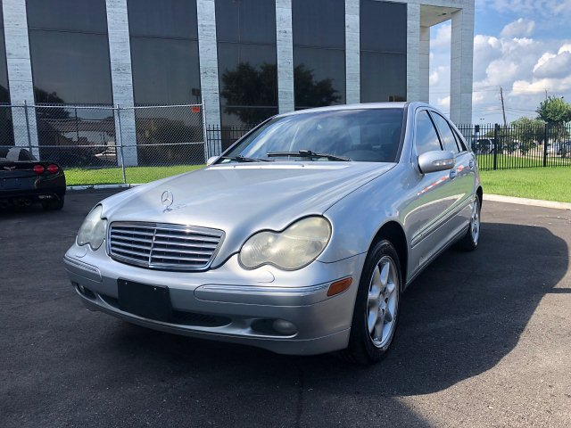 2001 Mercedes Benz C-Class C320 5-Speed Automatic