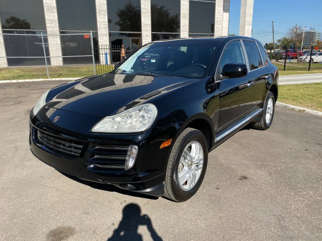 2010 Porsche Cayenne S 6-Speed Automatic